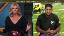 James Conner, Steelers will play for one another in 2019 _ NFL Live