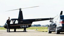 Uber Copter Flight From Manhattan to JFK Will Cost You About $200