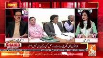 Imran Khan Kia Karne Jarahe Hain..Dr Shahid Masood Telling