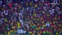 Rami Bedoui own Goal - Ghana 1-1 Tunisia (Full Replay)