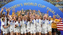 Soccer fans demand equal pay for the U.S. women's soccer team