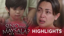 Social workers take Noah away from Emma and Waldo | Sino Ang Maysala