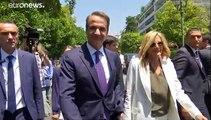 Le nouveau gouvernement grec de Kouriakos Mitsotakis dévoilé