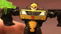 Toys For Kids  - TRANSFORMERS Quickblade Bumblebee review