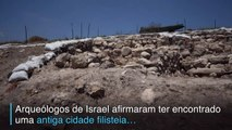 Cidade bíblica encontrada