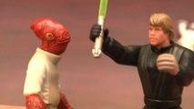 Toys For Kids  - JEDI KNIGHT LUKE SKYWALKER Star Wars figure review