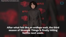 Strangers Things Star Finn Wolfhard Posts Party Photo