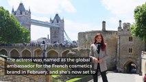 Zendaya Partners With Lancome For Fragrance