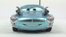 Disney Pixar Cars2 Toys - RC Finn McMissile Toy Review - Toys For Kids
