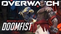 Overwatch - Présentation du héros  Doomfist