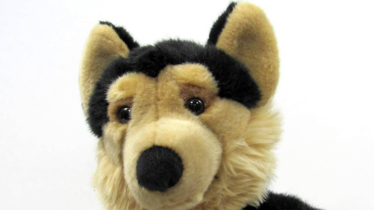 Trudi Toys – German Shepherd Fred Toy Review