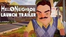 Hello Neighbor - Trailer de lancement