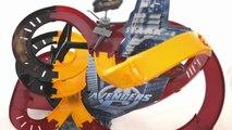 Majorette Toys - Avengers Battle Track Set (Marvel) Toy Review