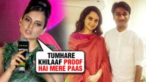 Kangana's Manager RELEASES Proof After Fight With Reporter At Wakhra Swag Song Launch