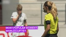 2019 Women's World Cup: Female football is on the rise