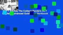 [GIFT IDEAS] The College Panda's ACT English: Advanced Guide and Workbook