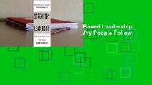 [MOST WISHED]  Strengths Based Leadership: Great Leaders, Teams, and Why People Follow: A