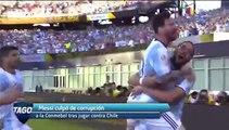 Lionel Messi podría ser sancionado. | Azteca Deportes