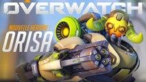 Overwatch - Présentation du héros Orisa