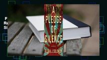Full E-book  A Pledge of Silence  Review About For Books  A Pledge of Silence Complete