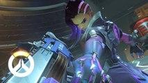 Overwatch - Présentation du héros Sombra