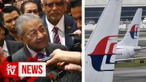 Dr M: No one to lead Malaysia Airlines yet