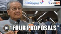 Gov't 'carefully studying' four proposals to revive MAS
