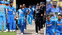ICC Cricket World Cup 2019 : IND V NZ | Shami Or Bhuvi? Kuldeep Or Jadeja? Who Will Be In The Team ?