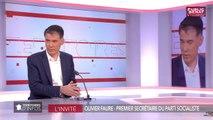 Invité : Olivier Faure - Territoire Sénat (09/07/2019)