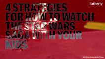 What's the Best Way to Watch 'Star Wars' For The First Time