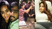 Sri Reddy Satirical Comments On Samantha And Abhiram Daggubati || Filmibeat Telugu