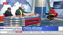Kenya faces a possible referendum after Lawyer Ekuru Aukot's drive met threshold