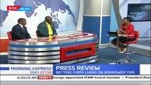 DETAILS: Who wants to assassinate Kenyan Deputy President