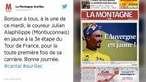 Tour de France : Julian Alaphilippe a bluffé tous les Français
