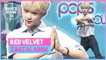 [Pops in Seoul] Felix's Dance How To! Red Velvet(레드벨벳)'s Zimzalabim(짐살라빔)
