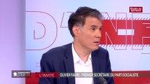Municipales : « Je ne veux pas exclure les maires qui sont soutenus » par LREM déclare Olivier Faure