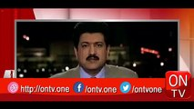 Amir Liaquat Exposing Hamid Mir, playing his Leaked Call