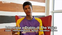"""Diablo a The Voice of Italy: """"Presentarmi con 'Baby' è stata la mia prova di forza"""""""