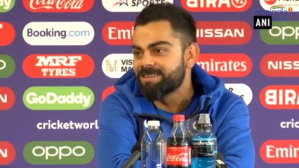 ICC Cricket World Cup 2019 : Virat Kohli Says 'Whoever Handles Pressure Better Will Come Out On Top'