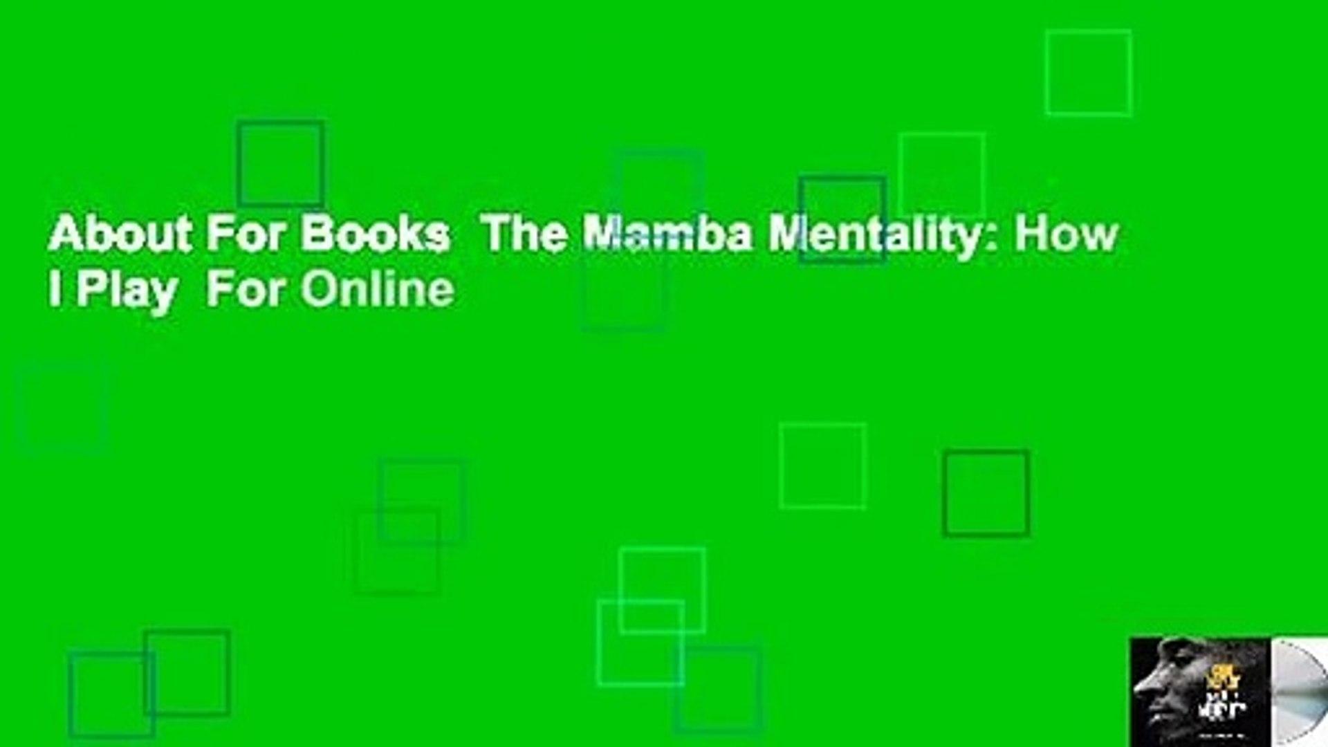 Mamba online