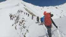 Helmet camera captures last moments of doomed Himalayan climbers