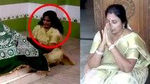 Nirmala Devi : தர்காவுக்குள் தலைவிரி கோலத்தில் புலம்பல்.. தூக்கி சென்ற போலீஸ்- வீடியோ