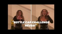 "Mariah Carey et son ""Bottle Cap Challenge"" ont cassé internet"