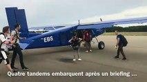Le parachutisme s'installe sur l'aéroport d'Auxerre