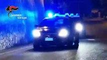Reggio Calabria - Spaccio di droga gestito da una famiglia, il blitz e il sequestro (08.07.19)