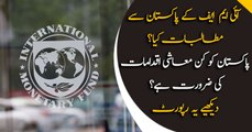 What are the demands of IMF from Pakistan? Watch this report