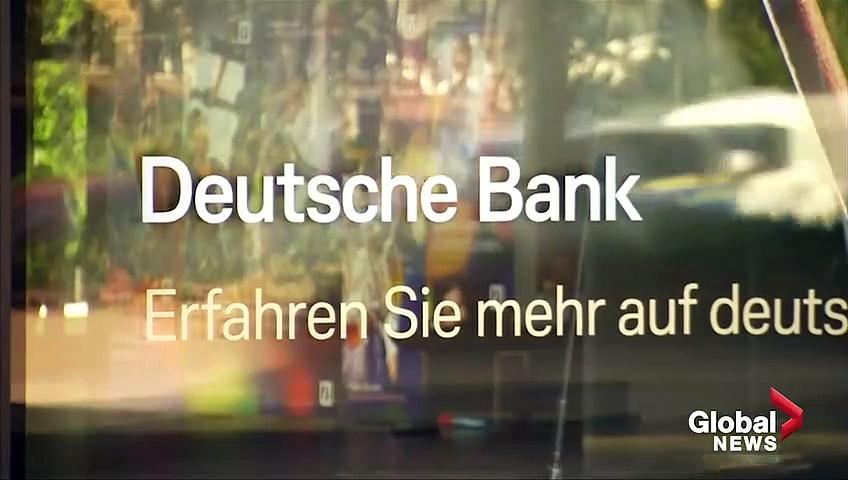 Deutsche Bank cuts 18,000 jobs in restructuring