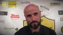 Stade Nyonnais - FC Nantes : la réaction des joueurs