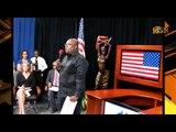 L'Ambassade des Etats-Unis d'Amerique honore plusieurs personnalités.