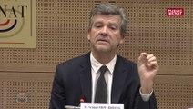 Vente d'Alstom : Emmanuel Macron devrait rendre des comptes, pour Arnaud Montebourg
